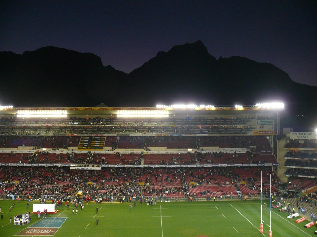 Escenario del debut en el Rugby Championship para Los Pumas