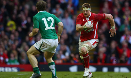 Andrew Coombs, Wales v Ireland
